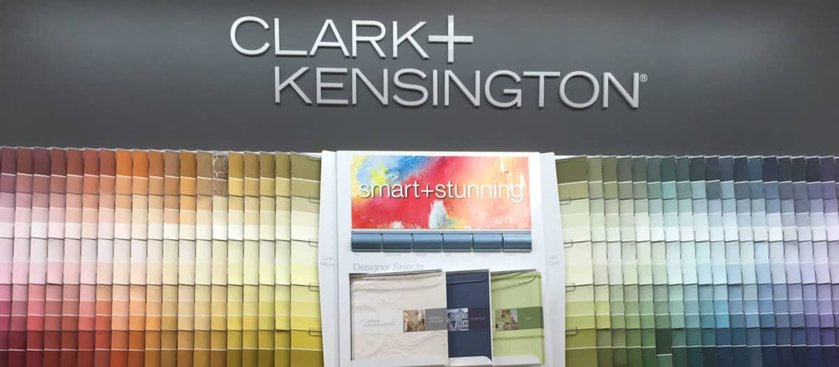 Clark+ Kensington Paints at Ace Hardware of Jackson