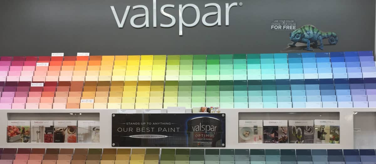 Valspar Paints at Ace Hardware