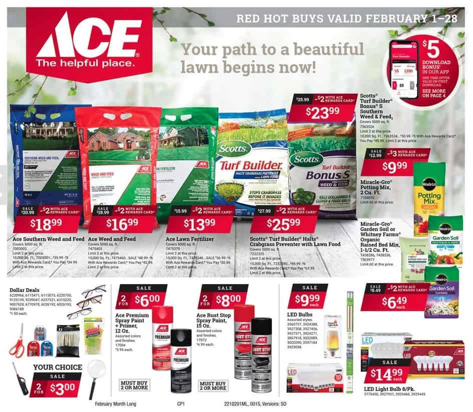 Ace Hardware Lawncare